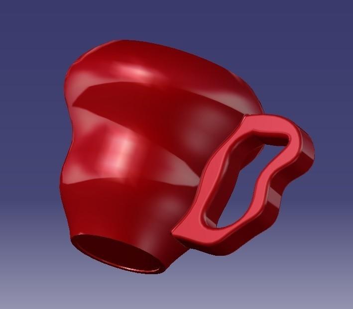 3.jpg Download STL file Cup • 3D printer object, eMBe85