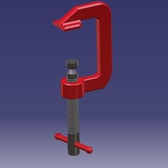 3D printing model Vice/Clamp, eMBe85