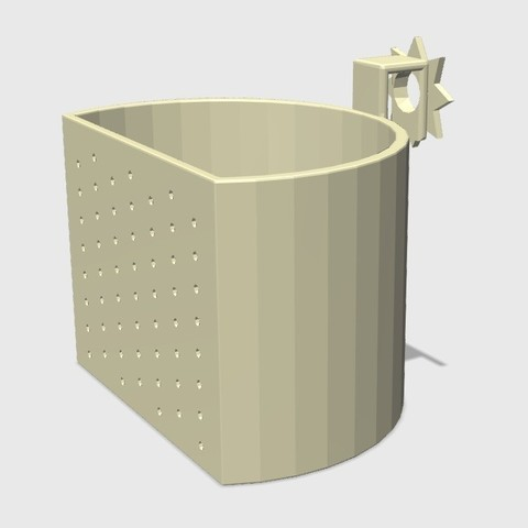 Download STL file Tea infuser • 3D printable object, eMBe85