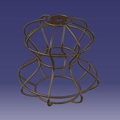 Impresiones 3D Pantalla de lámpara, eMBe85