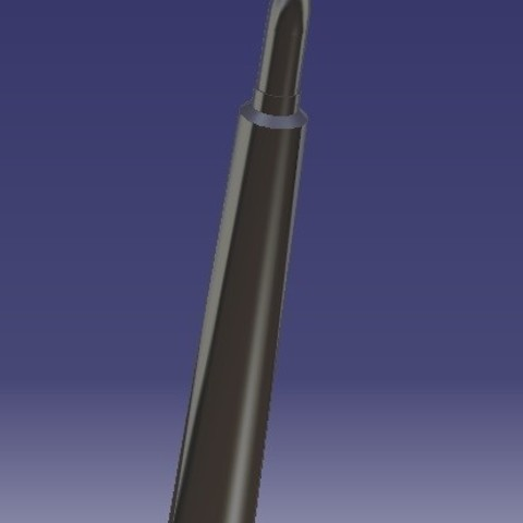Download STL file The bullet rifle wz 35 (World War II) • 3D printer model, eMBe85