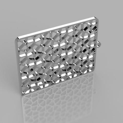 3d print files Voronoi Earrings_v2, eMBe85