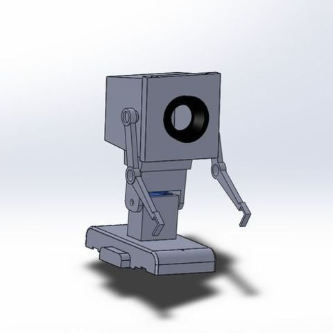 free 3d printer designs pass the butter robot from rick and morty