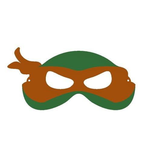 woody3d974 stl ninja turtle masks masques tortues ninja woody3d974 - Tortue Ninja