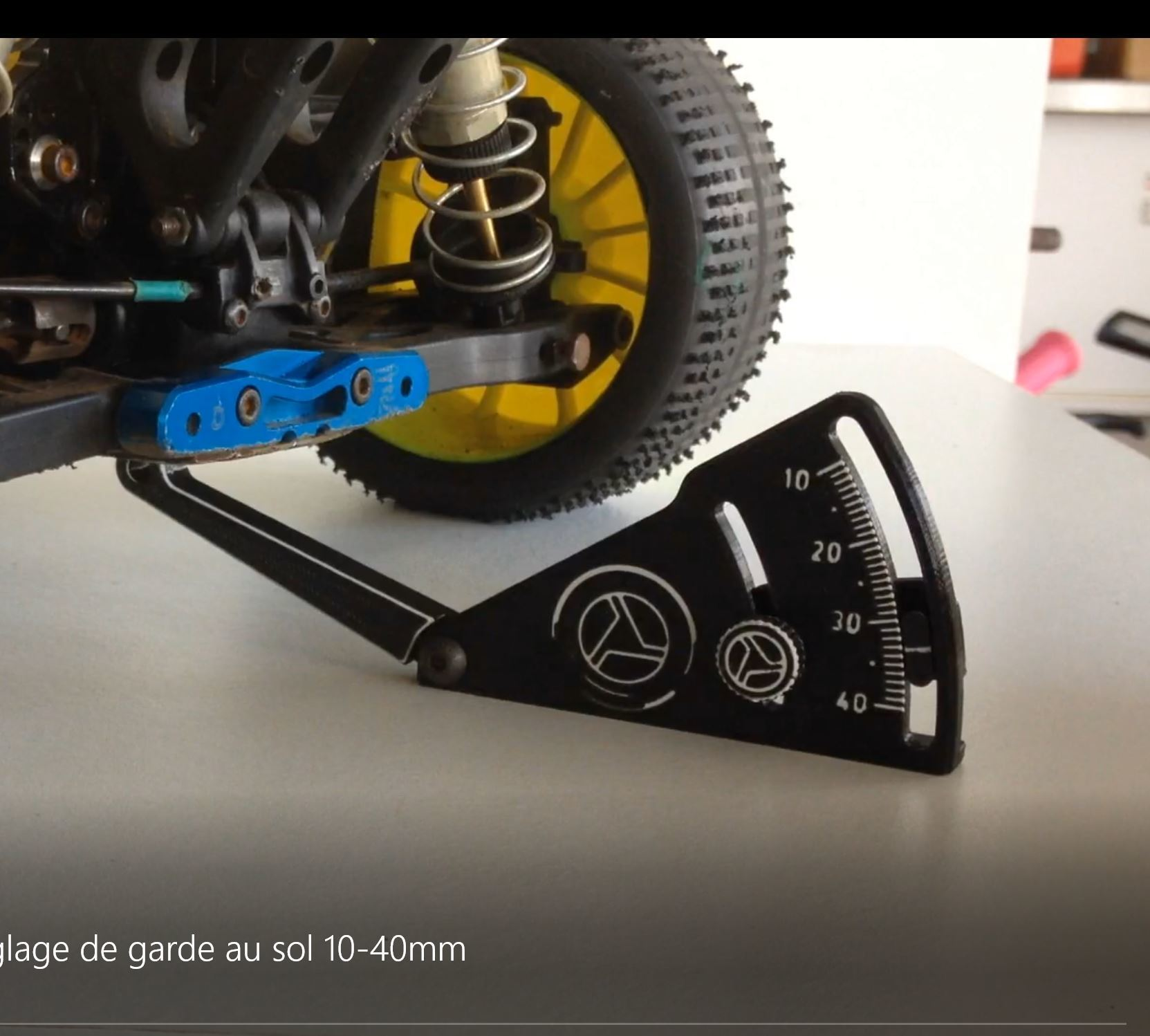4.JPG Download STL file Modelism RC: ground clearance adjustment gauge 10-40mm • Template to 3D print, woody3d974