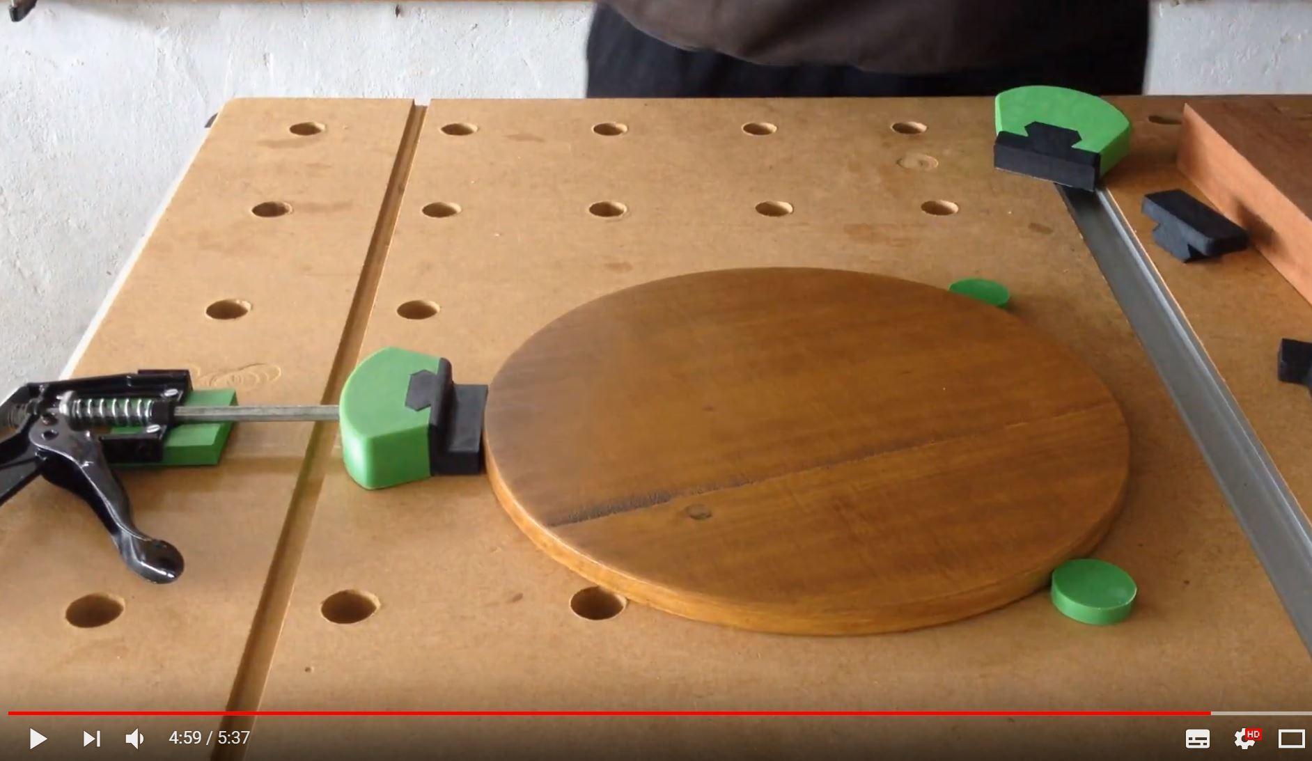 6.JPG Télécharger fichier STL Système de serrage rapide pour table multifonction de type MFT Festool • Objet imprimable en 3D, woody3d974