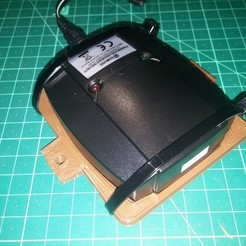 Download free STL file Eachine 4s charger fixture, ykratter