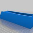 LenovoStand01.png Télécharger fichier STL gratuit Stand pour le Lenovo ThinkCentre M73 Tiny • Objet imprimable en 3D, ykratter