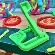 Free STL file Micro Catapult PLA, ykratter