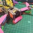 Download free 3D printer designs QuadFrontBumper, ykratter