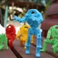 Modèle 3D gratuit Robotta, ykratter