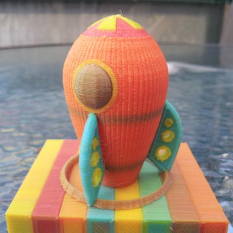 Capture d'écran 2016-11-22 à 16.43.00.png Download free STL file 8 Color Rocket • 3D printing design, ykratter