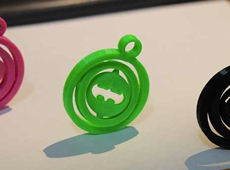GimbleBatMan.PNG Download free STL file Gimble key chain Batman • 3D printing design, ykratter