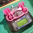 Download free 3D printer designs Flysky FS-i6 Gimbal and Switch Protector Reinforced, ykratter