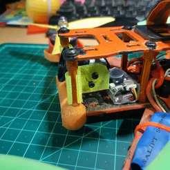 ZZ_20201115_214409.jpg Télécharger fichier STL gratuit DJI FPV Support de caméra pour les prises de vue en 35 mm • Design à imprimer en 3D, ykratter