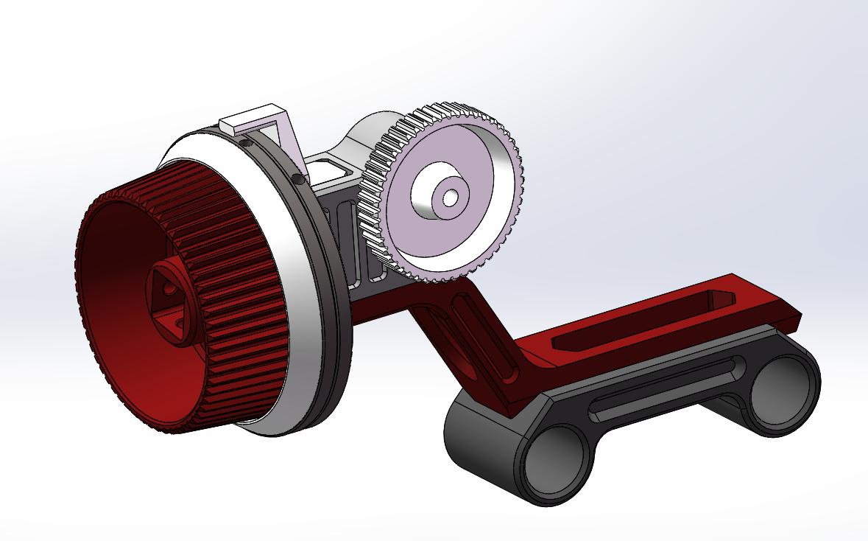 4.png Download STL file 3D_Print_Follow_Focus_V2.0 • 3D printable template, SWANGLEI