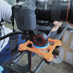 Free 3D printer files DSLR Slider_V1.0, SWANGLEI