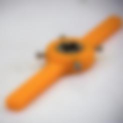 Download free STL file DieHandle for M5~M6 • 3D print model, SWANGLEI