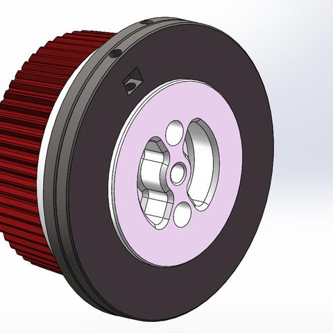 2.png Download STL file 3D_Print_Follow_Focus_V2.0 • 3D printable template, SWANGLEI