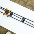 Download free STL file DSLR Camera FollowSlider V2.0 • 3D printable object, SWANGLEI