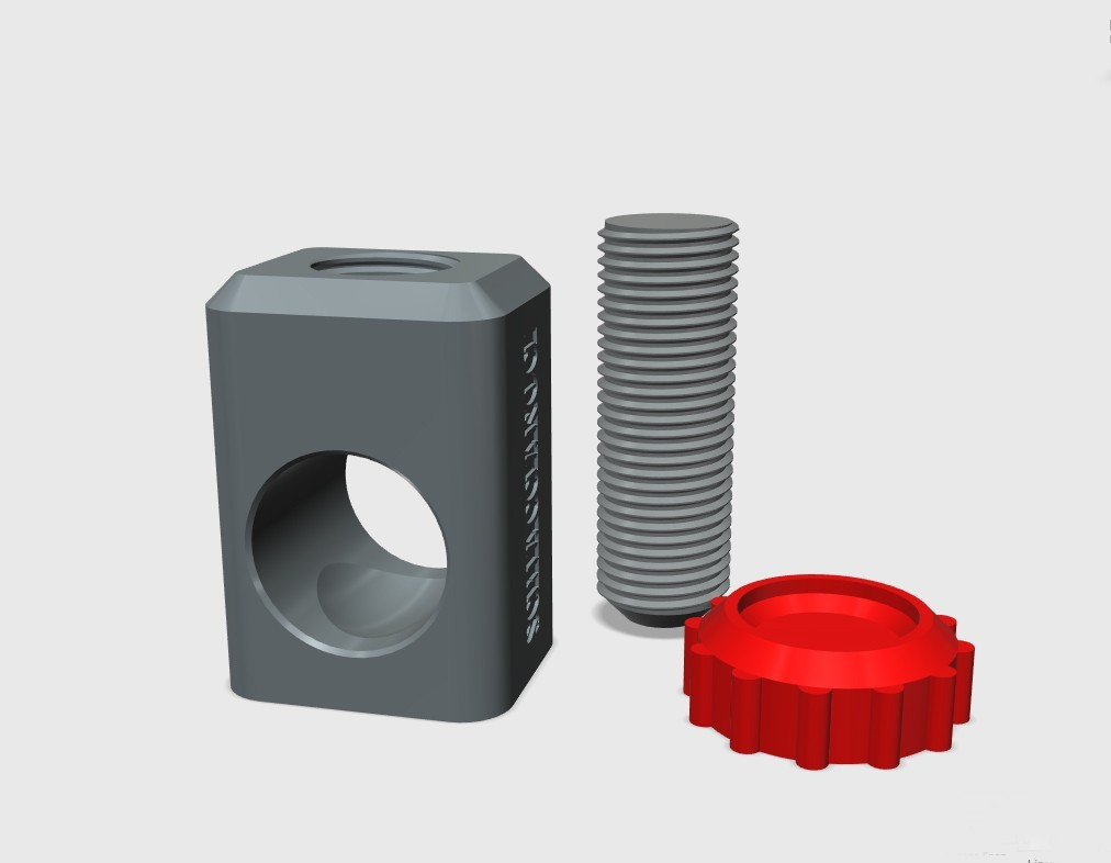 SCH1-PROGETTO3D-LQ.jpg Télécharger fichier STL gratuit CASSE NOISETTE • Plan imprimable en 3D, bersandro