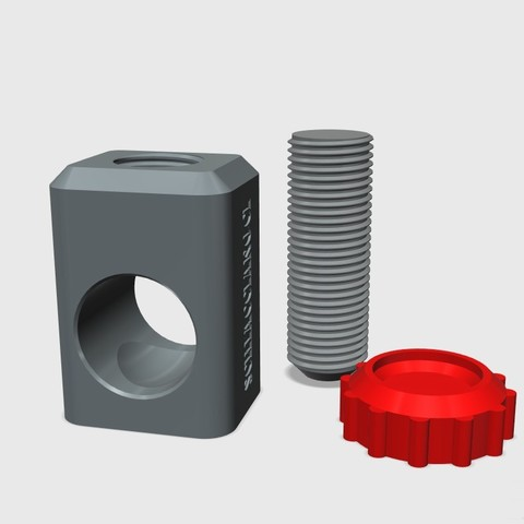 SCH1-PROGETTO3D-LQ.jpg Download free STL file NUTCRACKER • Template to 3D print, bersandro