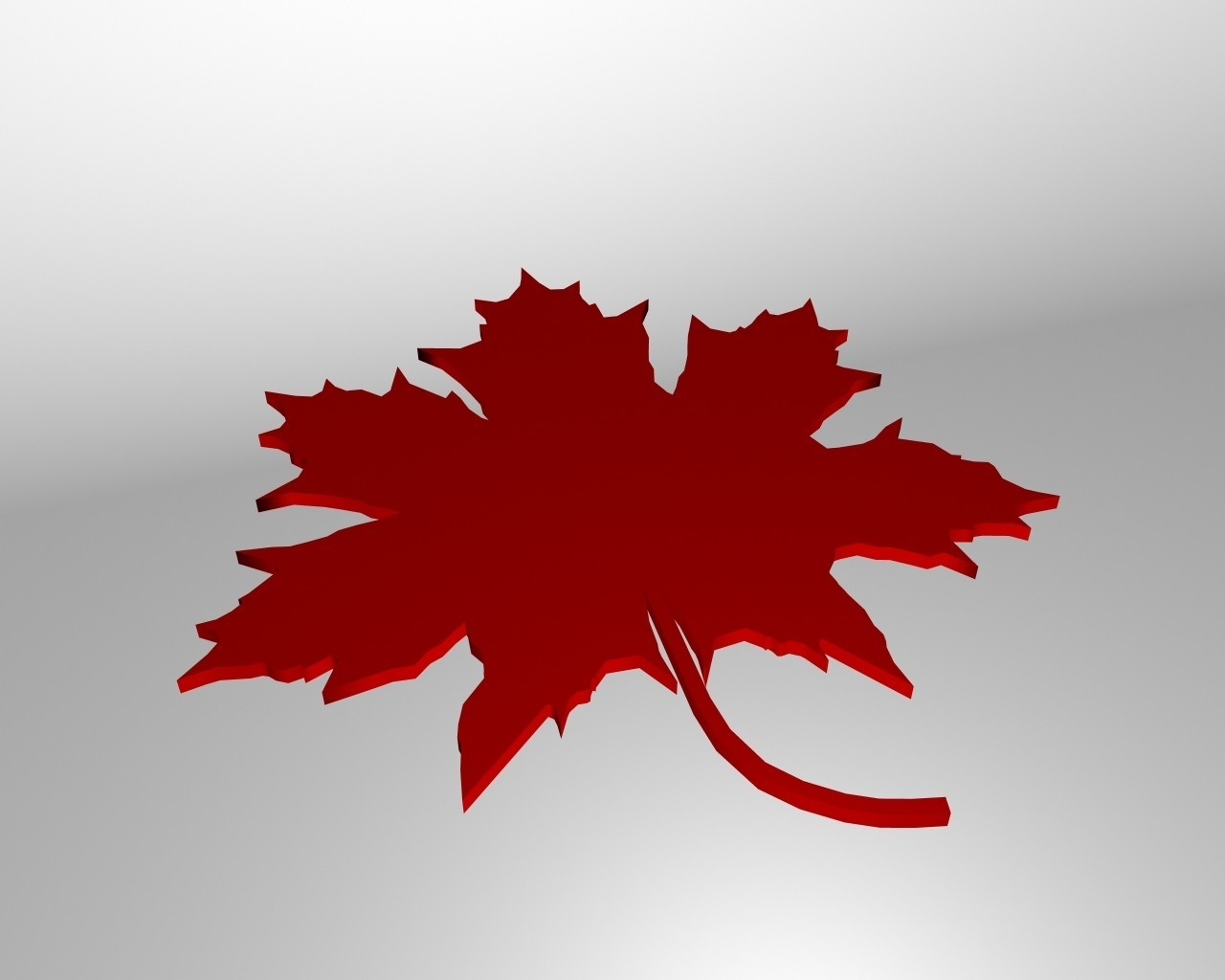 Hoja-de-maple.jpg Download free OBJ file Maple Leaf • 3D printable model, Superer012