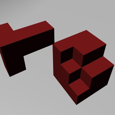 rompecabezas2.jpg Télécharger fichier OBJ gratuit cube casse-tête • Design pour imprimante 3D, Superer012