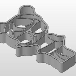 3D print model LOL BON BON, Fernando