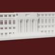 3D printing model Money Heist -netflix - model - paper house, Sandhead