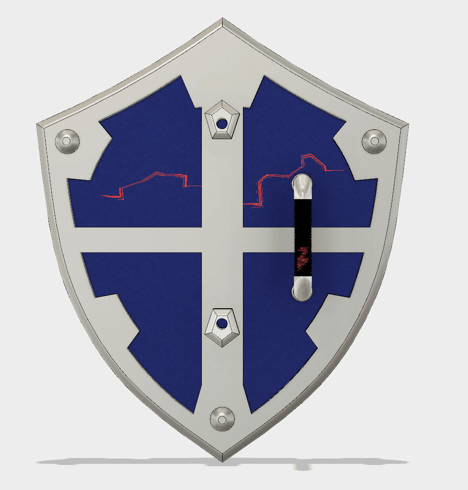 Captura de pantalla 2018-03-25 a la(s) 18.46.35.png Download STL file The Legend Of Zelda Hylian Shield (Life size) • 3D printable model, Sandhead
