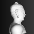 Download STL file Beautiful Buddha • 3D print design, FluteMaker