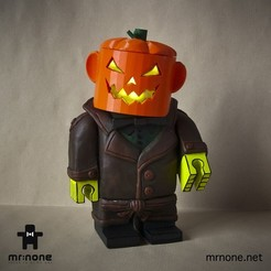 Free 3D printer model MR:JACK, NoNe