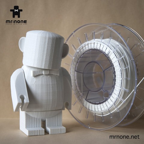 Download free 3D printer designs MR:NONE BIG, NoNe