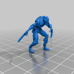 Download free 3D printing files Space Zombie Skinner single, Cherry_goose