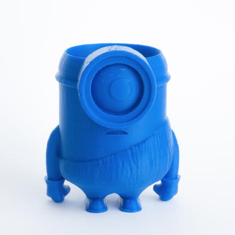 Capture d'écran 2017-02-21 à 17.36.48.png Download free STL file Minion stone age planter • 3D printer design, yoyo-31