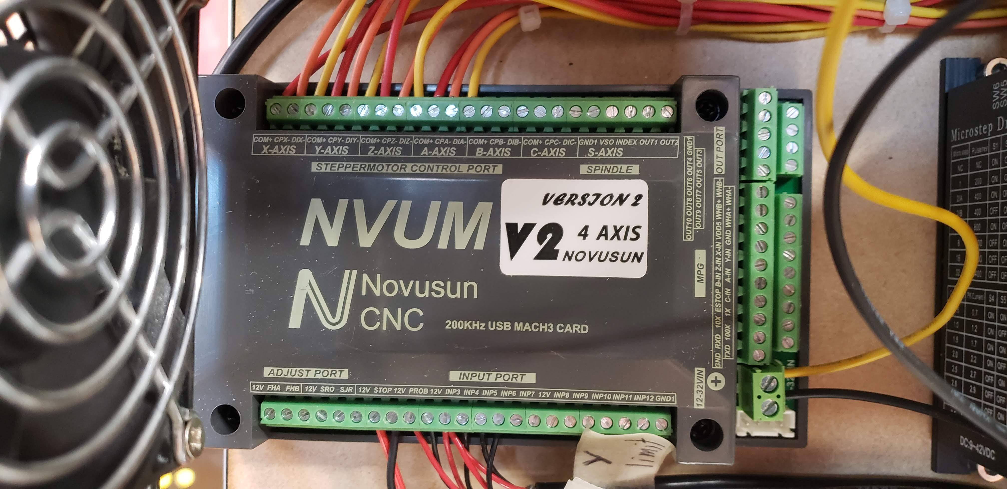 20190920_103902.jpg Download free STL file Novusun and TB6600 Wiring and Enclusure Guidance • 3D print model, donek