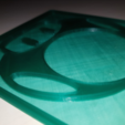 Download free 3D printing templates Coasters, n256