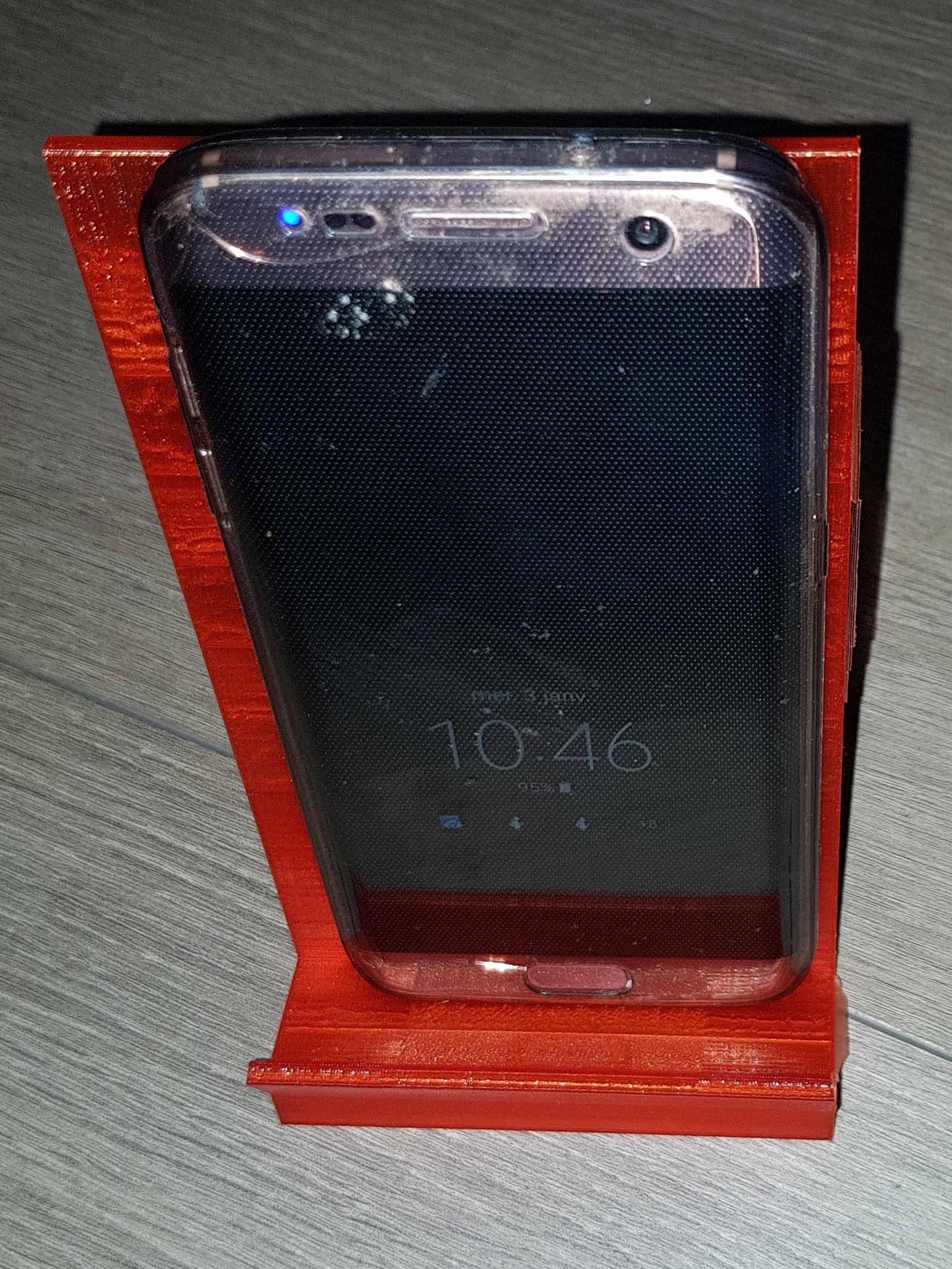 20180103_104904.jpg Download STL file dock phone & watch • Model to 3D print, n256
