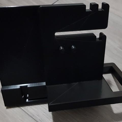 20180316_195404.jpg Download STL file Dock for all • Design to 3D print, n256