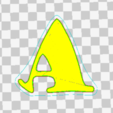 Télécharger fichier imprimante 3D gratuit Alphabet, n256