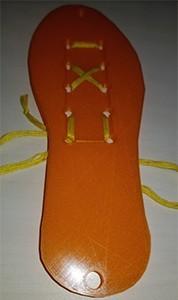 4.jpg Download STL file Tying my shoelaces • 3D printable design, n256