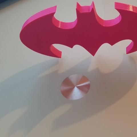 Télécharger modèle 3D gratuit BATMAN, n256