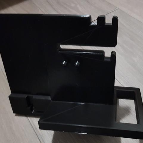 20180316_195418.jpg Download STL file Dock for all • Design to 3D print, n256