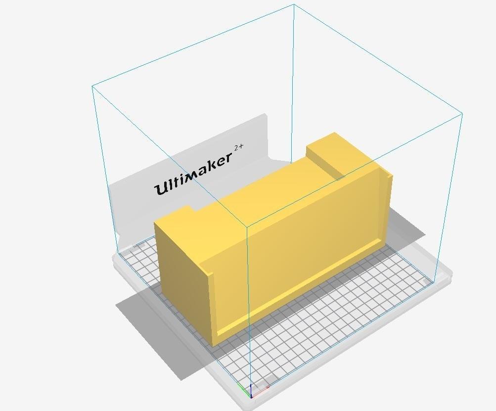 Capture11.jpg Télécharger fichier STL Support Dalle • Objet à imprimer en 3D, n256
