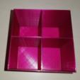 Free Storage box 3D model, n256