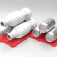 Download free STL file You Cans • 3D printable object, 3Delivery