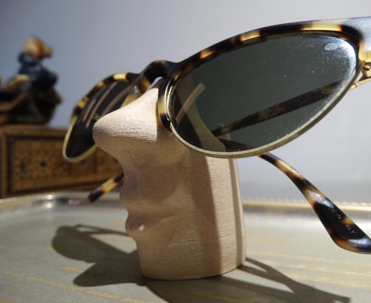 Capture d'écran 2016-11-22 à 18.52.13.png Download free STL file Nose Glasses Support • 3D printer object, 3Delivery