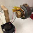 Free 3D printer file Filament extruder based on LYMAN's version, 3Delivery