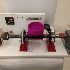 Download free 3D printing files Filament extruder based on LYMAN's version, 3Delivery